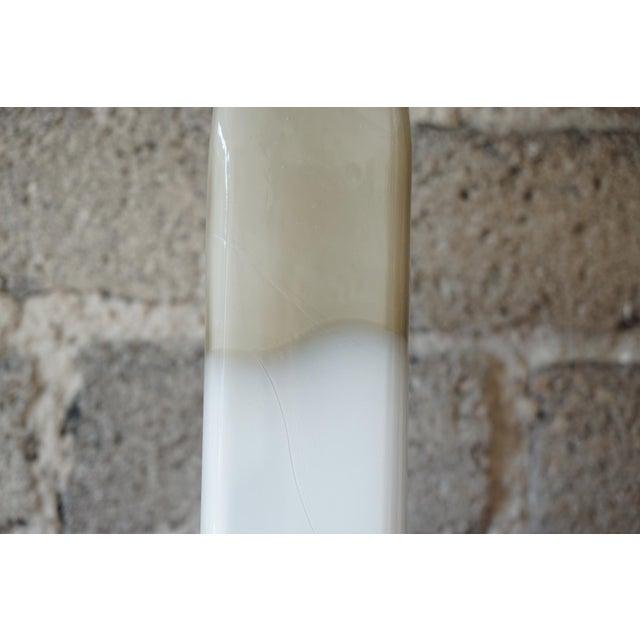 Pair Mid Century Cased Glass Bottles - Image 6 of 7