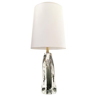"""""""Bolla"""" Infused Glass Table Lamp by Esperia For Sale"""