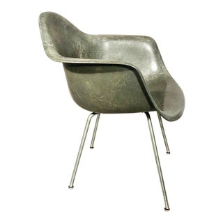 Eames Rope Edge Armchair For Sale