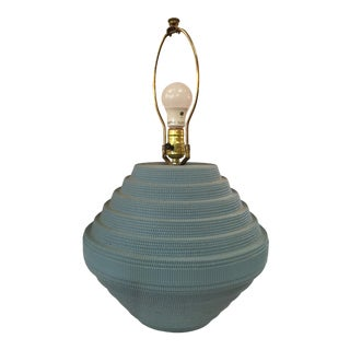 George Nelson Style Corrugated Cardboard Lamp For Sale