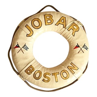 Jobar Boston Life Ring For Sale