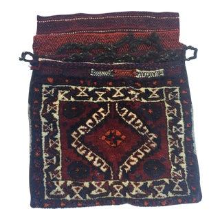 Turkish Wool Saddlebag For Sale