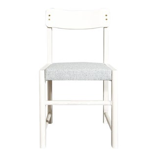 Volk Sebastian Chair Whitewashed Ash For Sale