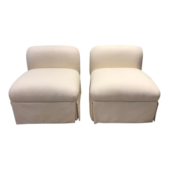 """Pearson """"Perching"""" Chairs - a Pair For Sale"""