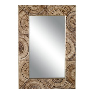 Curated Kravet Madeline Mirror For Sale