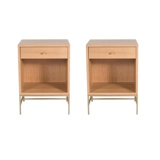 Pair of Popp Nightstands For Sale