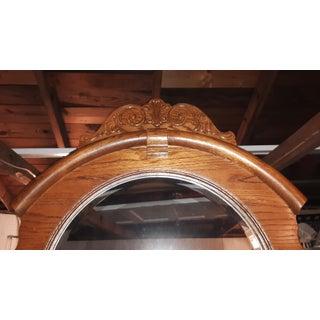 Lexington Victorian Sampler Spindle Mirror Preview