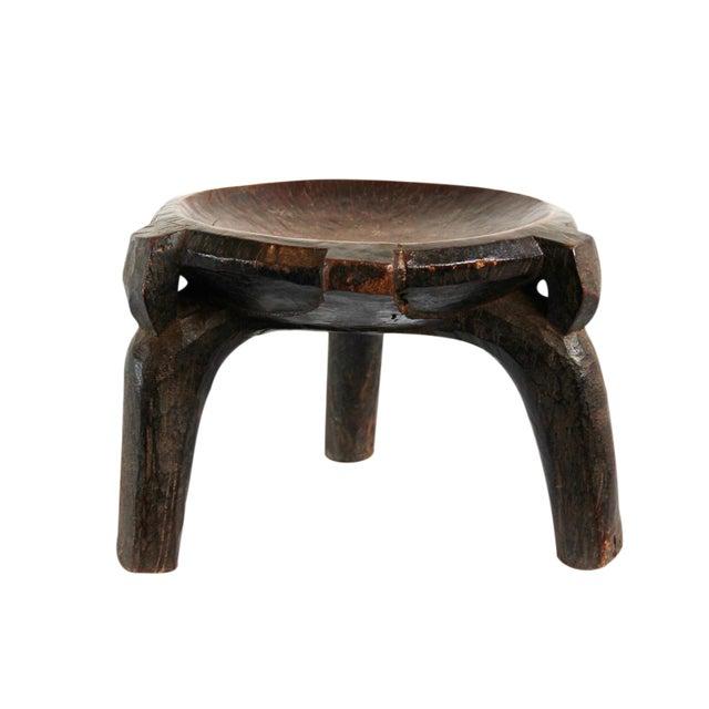 Tanzania Hehe Wood Stool For Sale