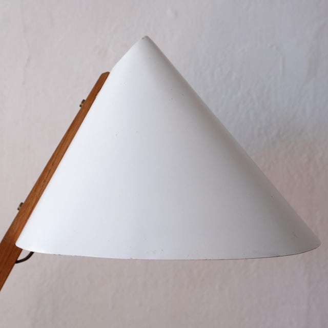 1950s Hans-Agne Jakobsson Desk Lamp For Sale In San Diego - Image 6 of 13
