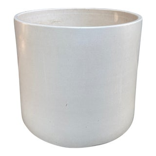 Mid Century Modern Planter by Gainey For Sale