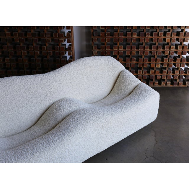Mid-Century Modern Pierre Paulin Abcd Settee for Artifort Circa 1970 For Sale - Image 3 of 13