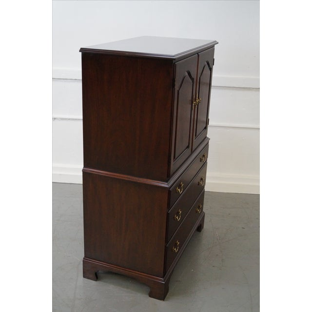 Henkel Harris Chippendale Chest - Image 3 of 10