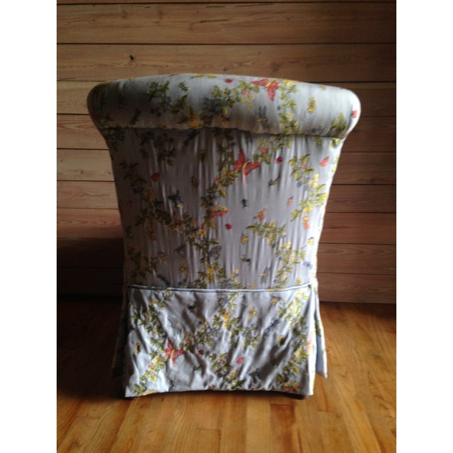 Vintage Slipper Chair - Image 5 of 10