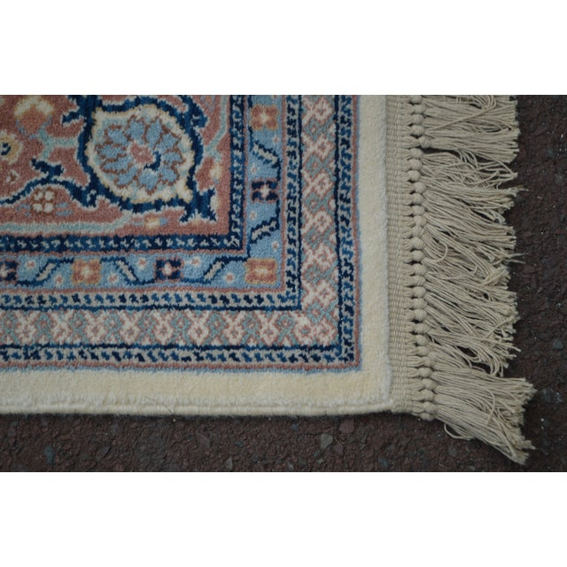 "Textile Karastan #789 Herati 8'8"" x 12' Room Size Rug For Sale - Image 7 of 13"