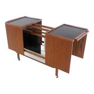 Scandinavian Modern Bar Cabinet Designed by Niels Eril Glasdam For Sale