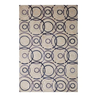 """Rebound"" Rug by Emma Gardner For Sale"