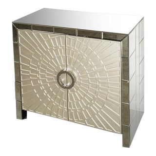 La Croisette Mirrored Cabinet For Sale