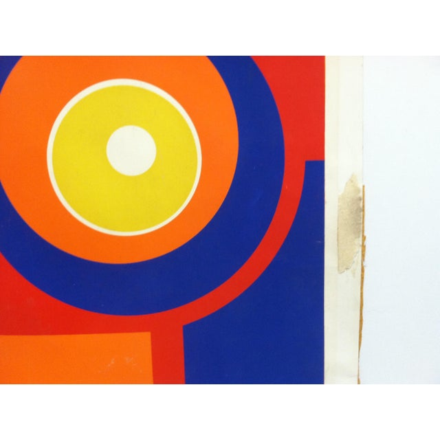 """Late 20th Century """"Masthead"""" C. Lenard Limited Edition Signed & Numbered Print For Sale In Pittsburgh - Image 6 of 8"""