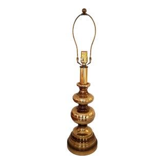 Mid-Century Modern Stiffel Brass Lamp For Sale