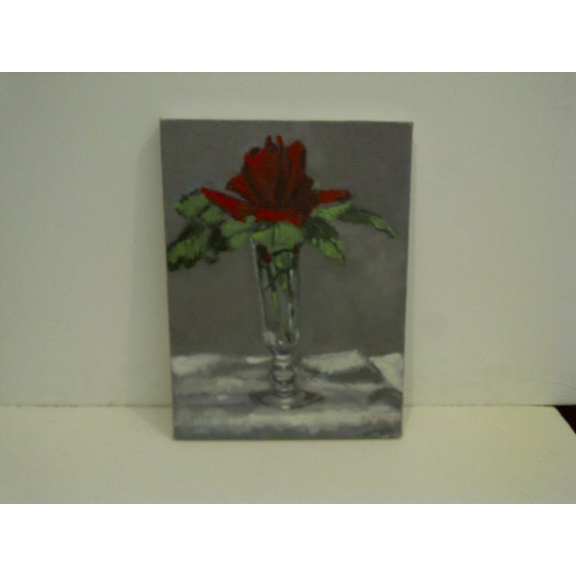 """Flowering Vase"" Original by Painting McDuff For Sale - Image 4 of 10"