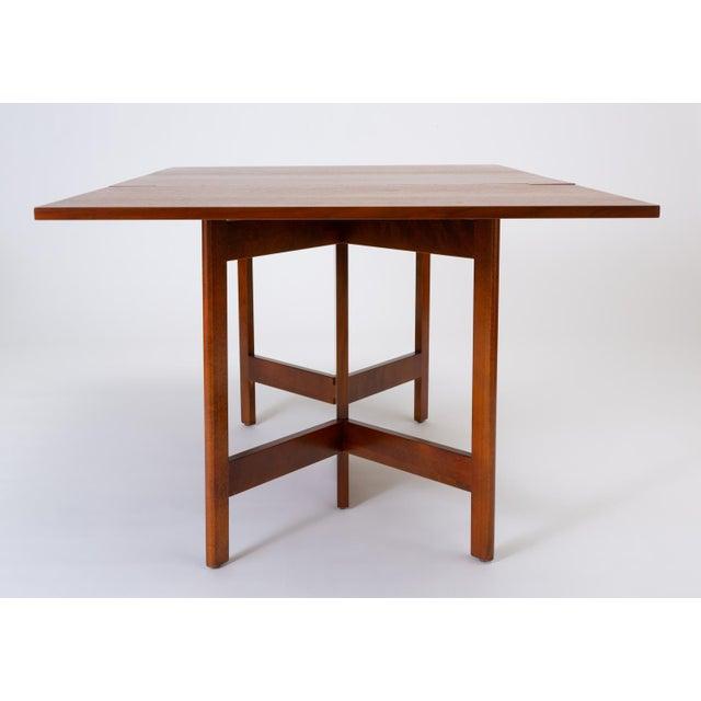 Herman Miller Model 4656 Gateleg Table by George Nelson for Herman Miller For Sale - Image 4 of 13