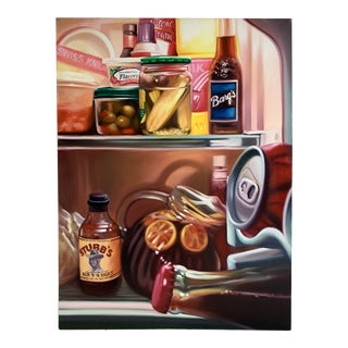 Realist Original Oil Painting by Doug Bloodworth For Sale