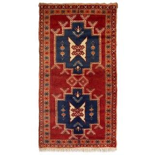 """Old Taznarth Carpet - 6'1"""" x 3'2"""""""