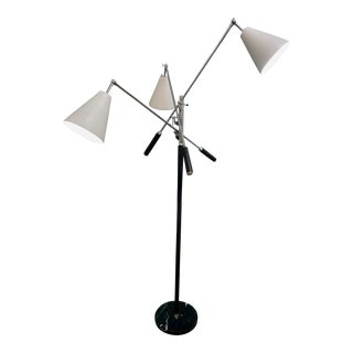 1960s Triennale Floor Lamp by Arteluce For Sale