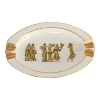 1960s German Neoclassical Ashtray For Sale