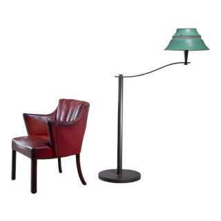 Jean Perzel Art Deco Floor Lamp, France For Sale