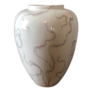 Vintage Large Italian Ceramic Vase