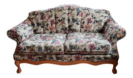 Image of Victorian Loveseats