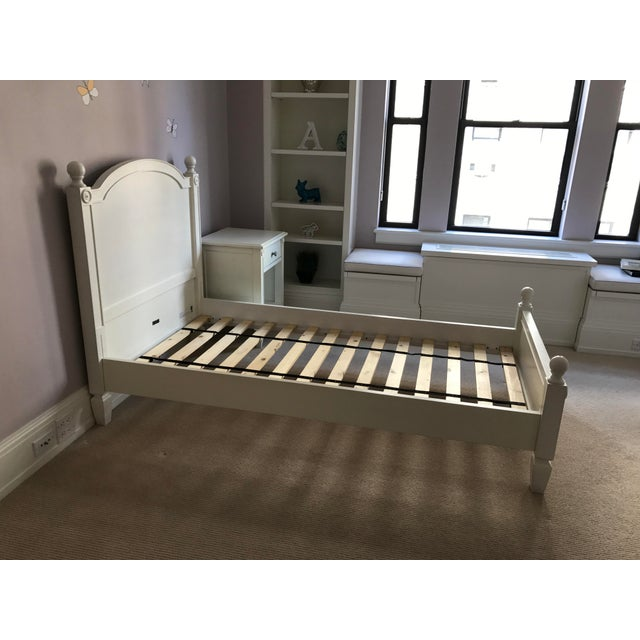Restoration Hardware Baby & Child Twin Bed - Image 4 of 5