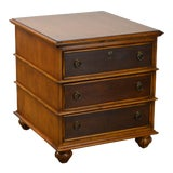 Image of Lexington Tommy Bahama Collection 3 Drawer Chest For Sale