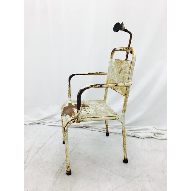 Vintage Medical Chair For Sale In Raleigh - Image 6 of 7