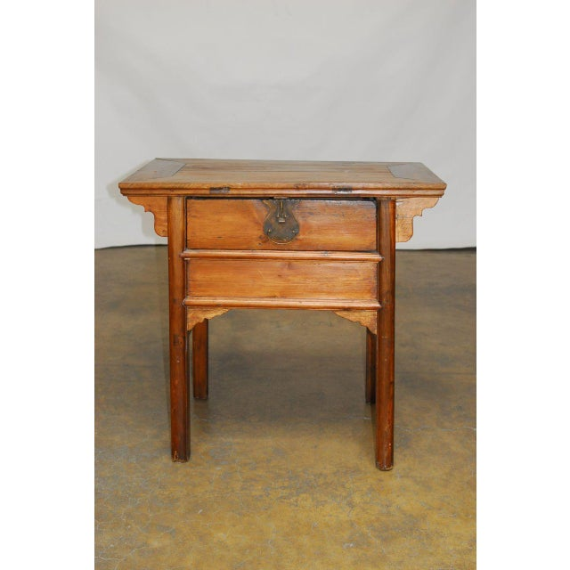 Chinese Altar Coffer For Sale - Image 4 of 10