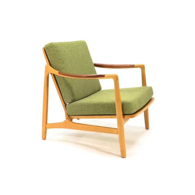 Tove & Edvard Kindt-Larsen Lounge Chair - Image 2 of 8