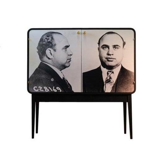 1930s Killer Cabinet (DaVinci Collection) For Sale - Image 5 of 5