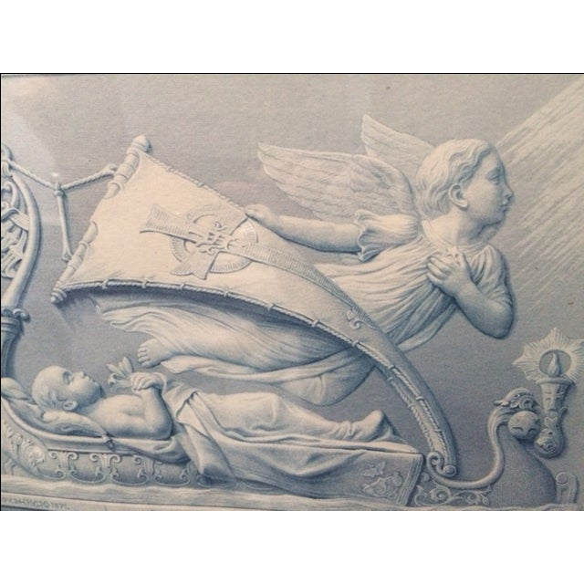 """Antique Collector's """"The Last Voyage"""" Engraving - Image 3 of 9"""