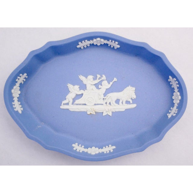 English Wedgewood Oval Display Dish - Image 2 of 5