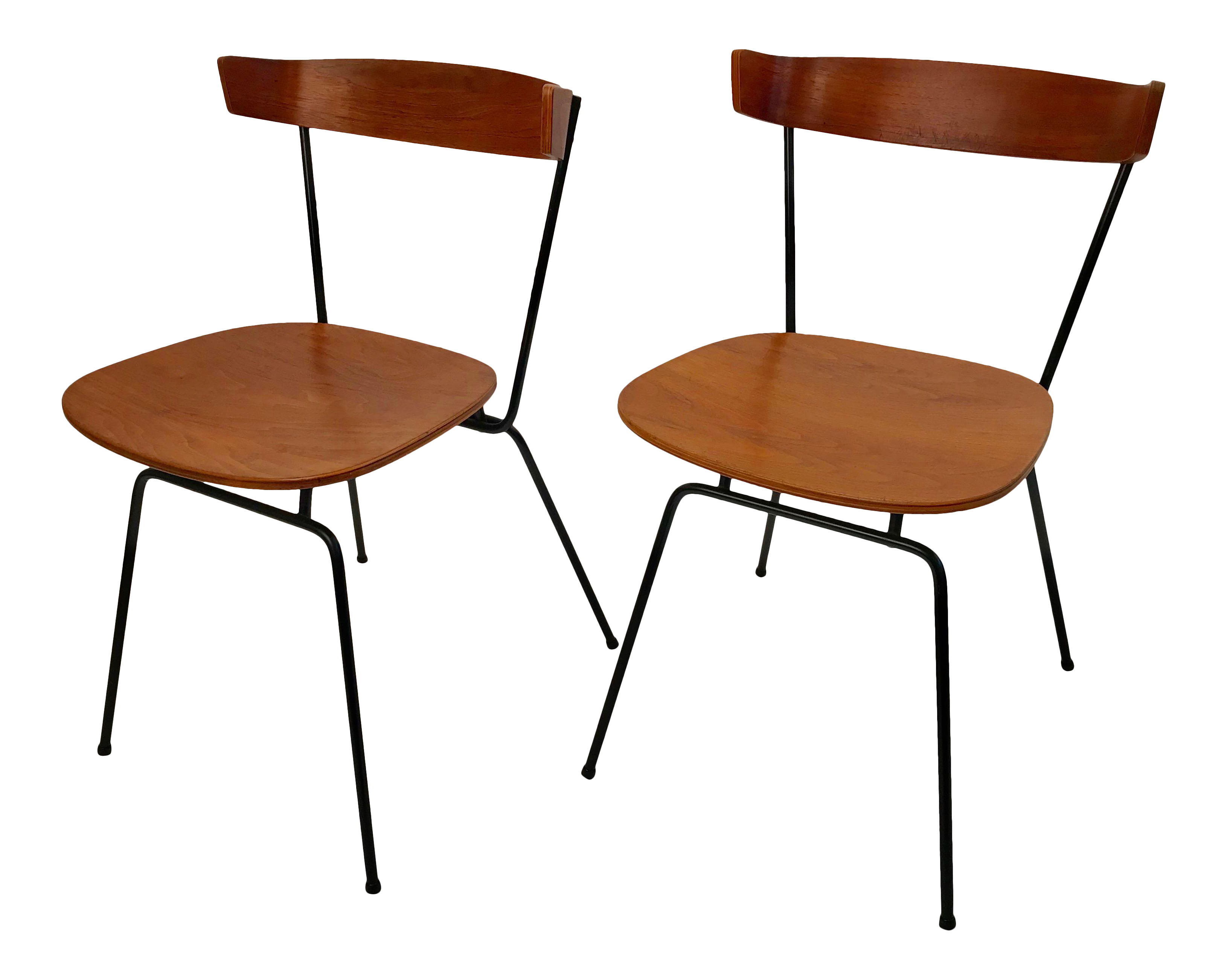 Pair Of Paul McCobb Chairs   Image 1 Of 6