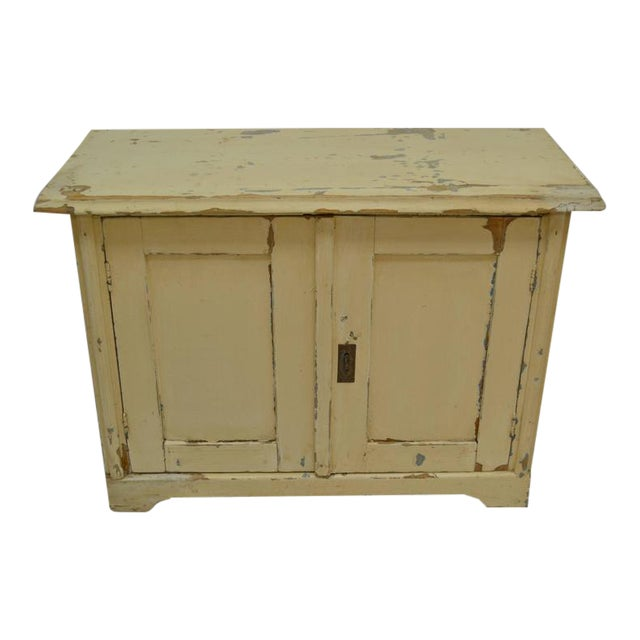 Painted Pine Water Cupboard - Image 1 of 9
