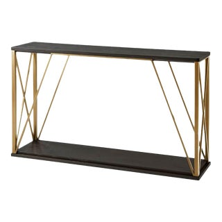 Art Deco Hall Table For Sale
