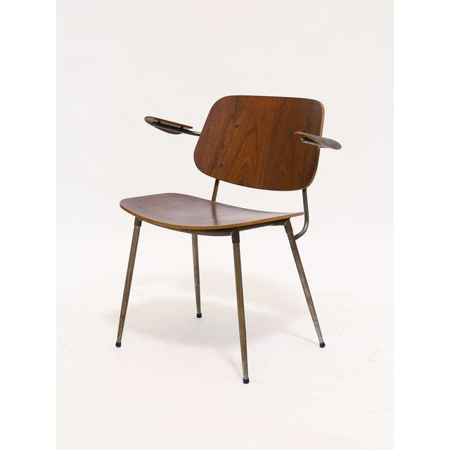 Armchair by Borge Mogensen For Sale - Image 10 of 10