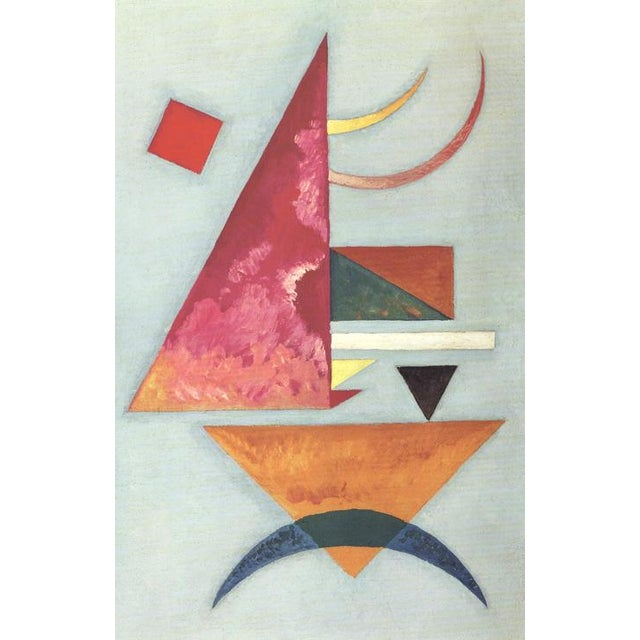 """""""Soft Hard"""" Wassily Kandinsky Lithograph For Sale - Image 4 of 5"""