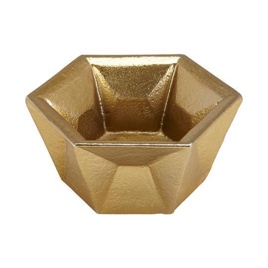 2010s Tom Dixon Candleholder Gold For Sale - Image 5 of 5
