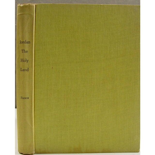 Mid-Century 'Jordan: The Holy Land' Book - Image 2 of 8