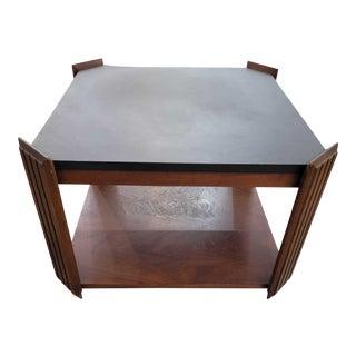 Vintage Mid-Century Lane Altavista Hexagonal Coffee Table For Sale