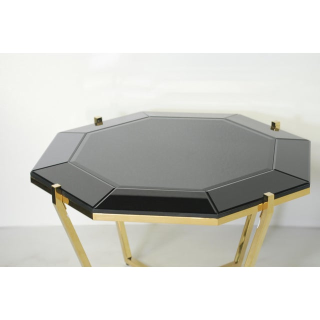 Hollywood Regency Style Coffee Table - Image 3 of 3