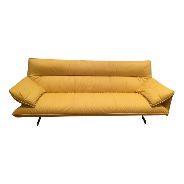 Poltrona Frau High End Italian Sofa - Image 1 of 10
